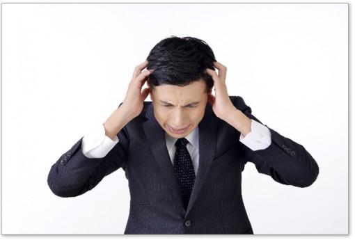 限界の見極めは重要です! 職場環境のストレスから倒れることも